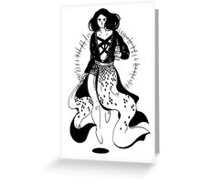 Witch 1 Greeting Card