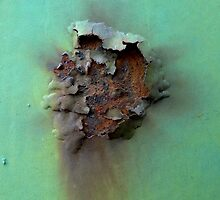 A Rusty Crust by Malika Everingham
