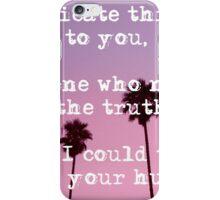 Heartbreak Girl - 5SOS iPhone Case/Skin