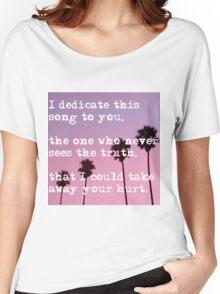 Heartbreak Girl - 5SOS Women's Relaxed Fit T-Shirt
