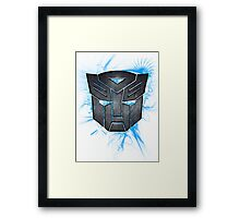 Autobots! Roll out Framed Print