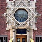 Merchants National Bank, Grinnell, Iowa, Louis Sullivan by Crystal Clyburn
