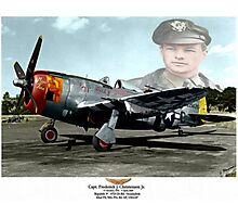 Miss Fire/ Rozzie Geth II – Captain Fred Christensen Photographic Print