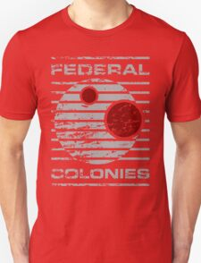 Federal Colonies Unisex T-Shirt