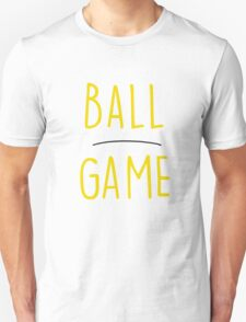 BALL GAME Unisex T-Shirt