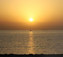 Egyptian Sunrise by LisaRoberts