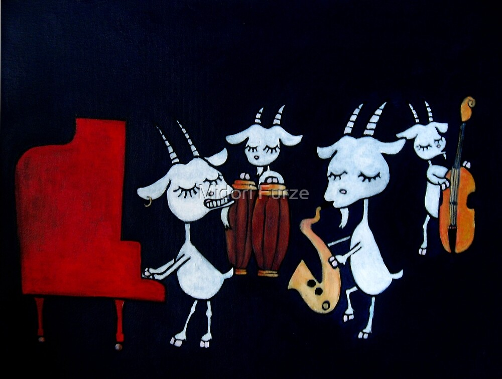 4 Beats 4 Goats by Midori Furze