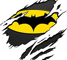 Secret Identity - Batman by HHCreations