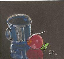 radish juice by snowhawk
