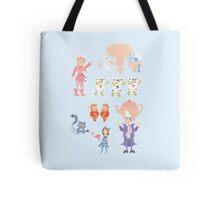 Weird Wacky Wonderful Wonderland Tote Bag