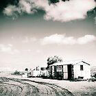Apona Camping Ground, Andamooka by DanielleQ