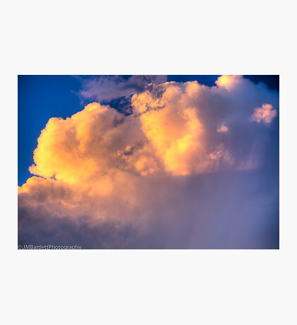 Beautiful Stormy Sky Photographic Print