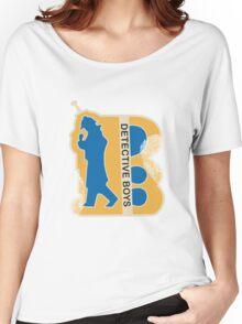 Detective Boys Women's Relaxed Fit T-Shirt