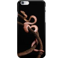 Brown Amazon Tree Boa iPhone Case/Skin