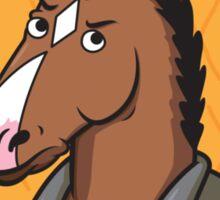 Bojack Horseman Sticker
