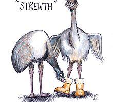 Strewth! by 2DogsDevisal