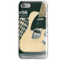 Tacet Tele iPhone Case/Skin