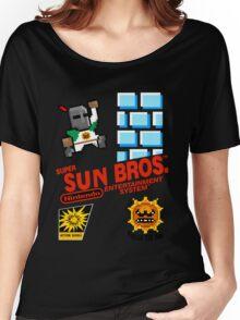 super sun bros. Women's Relaxed Fit T-Shirt