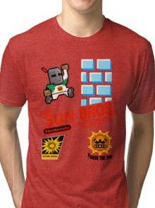 super sun bros. Tri-blend T-Shirt