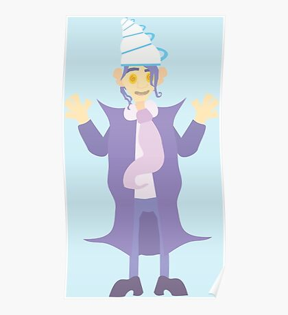 Mad Hatter Poster