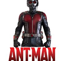 Ant Man by rorkstarmason