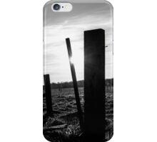 Sticks & Stones iPhone Case/Skin