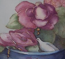 broken pieces by Ellen Keagy