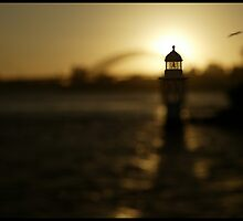 AA031 Light Tower by sydneyphotoart