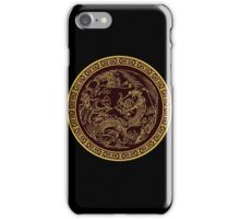 Tradicional chinese Dragon iPhone Case/Skin