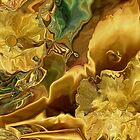 Rich Gold - abstract by haya1812