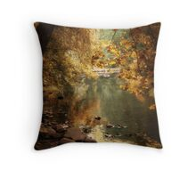 Willow Weep Throw Pillow