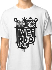 Big weirdo - on light colors Classic T-Shirt