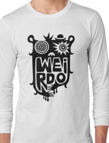 Big weirdo - on light colors Long Sleeve T-Shirt