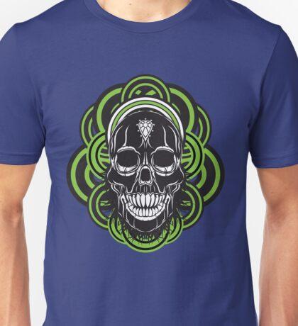 Sarcastic skull Unisex T-Shirt