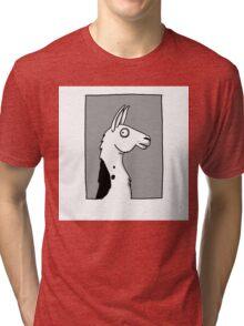 Llama Llama Tri-blend T-Shirt