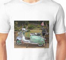 Mint Lambretta Unisex T-Shirt