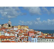Lisbon Portugal Photographic Print