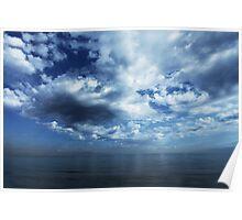 Deep sky Poster