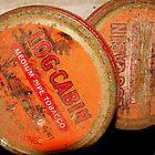 Old tins by pollyrose
