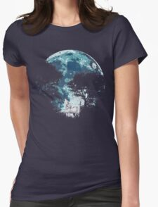 Ghost Direwolf Womens Fitted T-Shirt