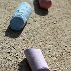Sidewalk Chalk by AvenueJ