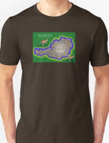 Austrialia Unisex T-Shirt
