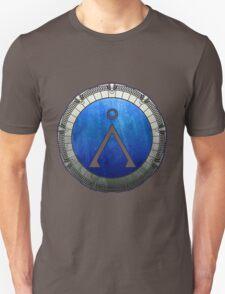 Watercolor Star Gate T-Shirt