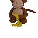 Monkey  by David Fraser