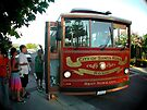 Rosie the Bus - Santa Rosa - California by Jack McCabe