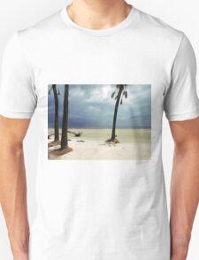 Stormy Beach Scene T-Shirt