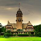Assiniboine Park Pavilion by Larry Trupp