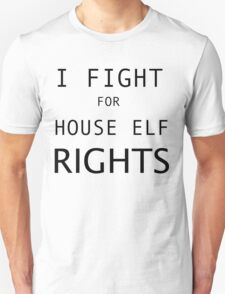 HOUSE ELF RIGHTS T-Shirt
