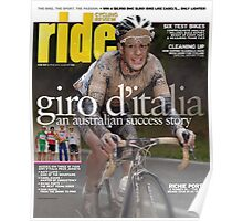 RIDE Cycling Review Issue 49 Poster
