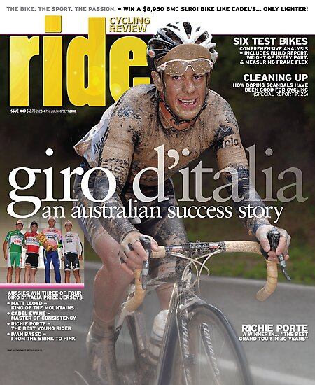 RIDE Cycling Review Issue 49 by RIDEMedia